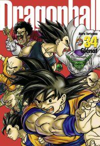Dragon Ball – Ultimate edition, T34, manga chez Glénat de Toriyama