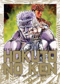 Hokuto no Ken – Edition Deluxe, T7, manga chez Kazé manga de Buronson, Hara