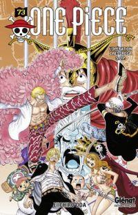 One Piece T73 : L'opération Dessrosa S.O.P. (0), manga chez Glénat de Oda