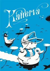 Kanerva, bd chez Les Requins Marteaux de Tikkanen
