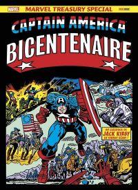 Captain America - Bicentenaire : , comics chez Panini Comics de Kirby, Windsor-Smith, Romita Sr