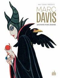 Marc Davis, la magie de Disney, comics chez Urban Comics de Davis