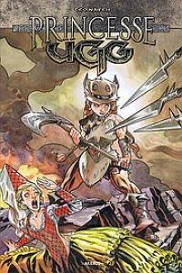 Princesse Ugg T1, comics chez Akileos de Naifeh, Wucinich