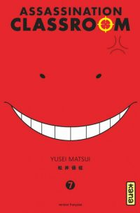Assassination classroom T7, manga chez Kana de Yusei