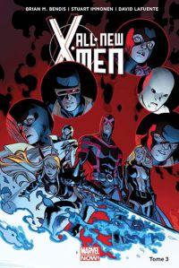 All-New X-Men T3 : X-Men vs X-Men (0), comics chez Panini Comics de Bendis, Lafuente, Immonen, Campbell, Beredo, Gracia