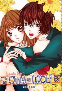 I'm the only wolf T5, manga chez Soleil de Nachi