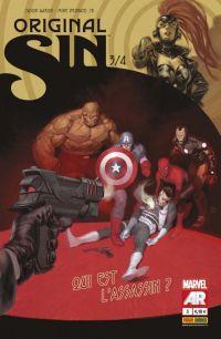 Original Sin T3 : Qui est l'assassin ? (0), comics chez Panini Comics de Aaron, Deodato Jr, Martin jr
