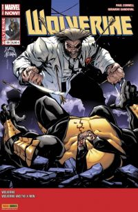 Wolverine (revue) T20 : Mission Madripoor, comics chez Panini Comics de Latour, Cornell, Asrar, Sandoval, Lolli, Curiel, Silva, Stegman, Deodato Jr