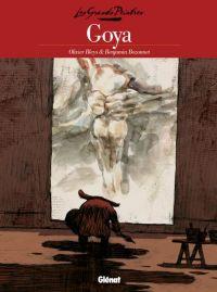 Goya : Goya (0), bd chez Glénat de Bleys, Bozonnet, Ferrand, Guinard