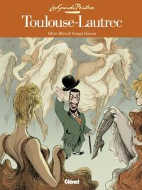 Toulouse-Lautrec, bd chez Glénat de Bleys, Dumont, Drac