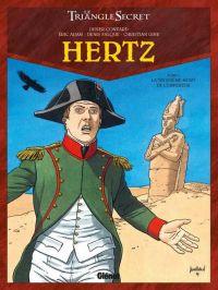 Hertz T5 : La troisième mort de l'Empereur (0), bd chez Glénat de Adam, Convard, Falque, Gine, Lecot, Juillard