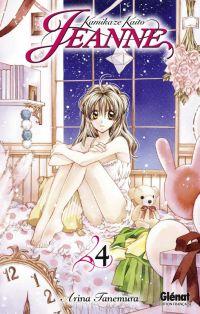 Kamikaze kaito Jeanne T4, manga chez Glénat de Tanemura