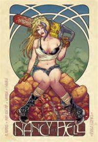 Nancy in Hell : Voyage en enfer (0), comics chez Graph Zeppelin de El Torres, Malaka Studio, Juan Jose Ryp, Gamboa, Vasquez