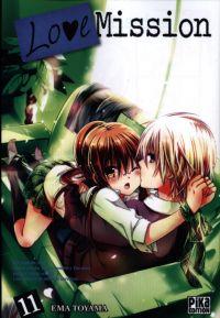 Love mission T11, manga chez Pika de Toyama