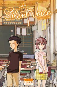 A Silent Voice T1, manga chez Ki-oon de Oima