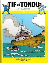 Tif et Tondu T21 : Le Scaphandrier mort (0), bd chez Hachette de Tillieux, Will