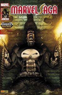Marvel Saga – V 2, T5 : Cauchemar (0), comics chez Panini Comics de Gimple, Texeira, d' Armata