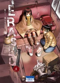 Erased T4, manga chez Ki-oon de Sanbe