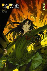 Dusk maiden of amnesia T5, manga chez Kana de Maybe