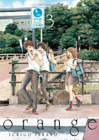 Orange T3, manga chez Akata de Takano
