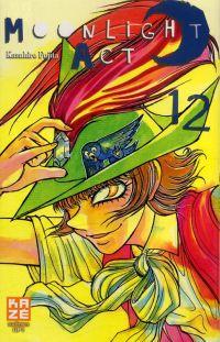 Moonlight act  T12 : , manga chez Kazé manga de Fujita