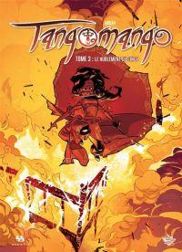 Tangomango T3 : Le Hurlement du Singe (0), bd chez Ankama de Adrian