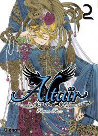 Altaïr T2, manga chez Glénat de Katô