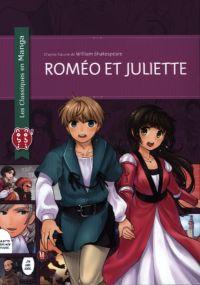 Roméo & Juliette, manga chez Nobi Nobi! de Shakespeare, Takada