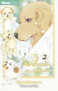 Le Paradis des chiens T2, manga chez Glénat de Tatsuyama, Tanaka, Matsui