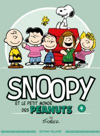 Snoopy et le petit monde des Peanuts T4 : , comics chez Delcourt de Schultz, Svart