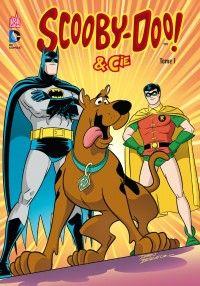 Scooby-Doo ! & Cie T1, comics chez Urban Comics de Fisch, Brizuela, Riesco, Heroic Age