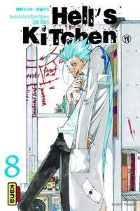 Hell's kitchen  T8, manga chez Kana de Nishimura, Amashi