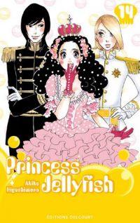 Princess jellyfish T14, manga chez Delcourt de Higashimura