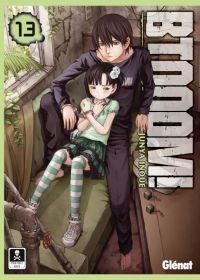Btooom !  T13, manga chez Glénat de Inoue