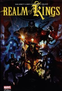Realm of Kings, comics chez Panini Comics de Lanning, Abnett, Seeley, Olazaba, Manco, Asrar, Raimondi, Walker, Alves, Lucas, Hang, Fairbairn, Sejic