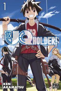 UQ Holder! T1, manga chez Pika de Akamatsu