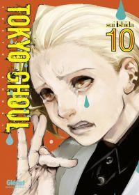 Tokyo ghoul T10, manga chez Glénat de Ishida