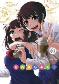 Uwagaki  T3, manga chez Bamboo de Yasohachi