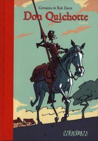 Don Quichotte T1, comics chez Warum de Davis