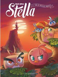 Stella T1 : Une île presque parfaite (0), bd chez Le Lombard de Alwett, Melanÿn, Minte, Bussi, Kmixe