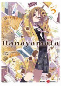 Hanayamata T5 : , manga chez Bamboo de Hamayumiba
