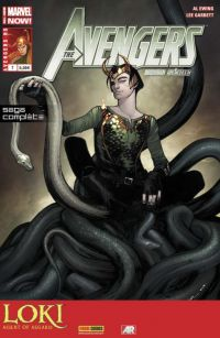The Avengers (revue) T7 : Ayez confiance (0), comics chez Panini Comics de Ewing, Garbett, Woodard, Coipel