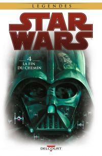 Star Wars T4 : La fin du chemin (0), comics chez Delcourt de Wood, Whedon, d' Anda, Fabbri, Percio, Eltaeb, Pattison, Cooke