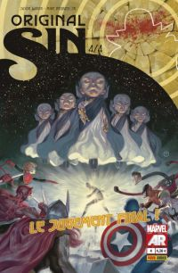 Original Sin T4 : Le jugement final ! (0), comics chez Panini Comics de Aaron, Deodato Jr, Martin jr