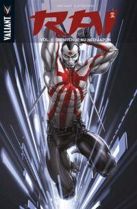 Rai – Ancienne édition, T1 : Bienvenue au Néo-Japon (0), comics chez Panini Comics de Kindt, Crain