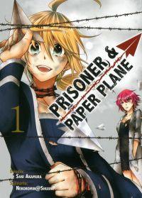 Prisoner & paper plane T1, manga chez Komikku éditions de Akamura, Nekomorin
