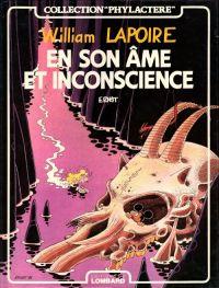 William Lapoire T2 : En son âme et inconscience (0), bd chez Le Lombard de Ernst