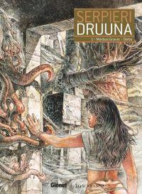Druuna T1 : Morbus Gravis - Delta (0), bd chez Glénat de Serpieri