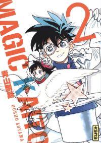 Magic Kaito  T2, manga chez Kana de Aoyama