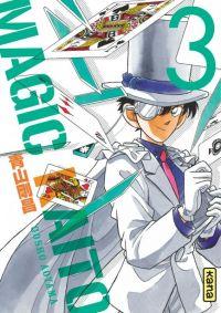 Magic Kaito  T3 : , manga chez Kana de Aoyama